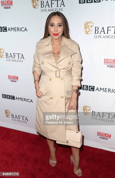Diana Madison attends the BBC America BAFTA Los Angeles TV Tea Party 2017 at The Beverly Hilton Hotel on September 16 2017 in Beverly Hills California