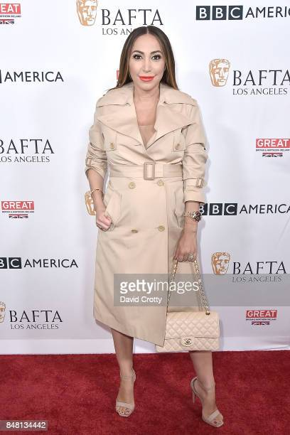 Diana Madison attends the BBC America BAFTA Los Angeles TV Tea Party 2017 Arrivals at The Beverly Hilton Hotel on September 16 2017 in Beverly Hills...