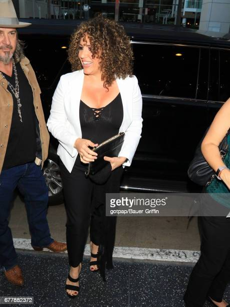 Diana Maria Riva is seen on May 02 2017 in Los Angeles California
