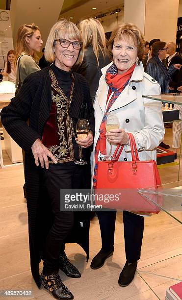 Diana Melly and Joan Bakewell attend The Conran store launch Two of Britain's best loved and most iconic retailers join forces to create a global...