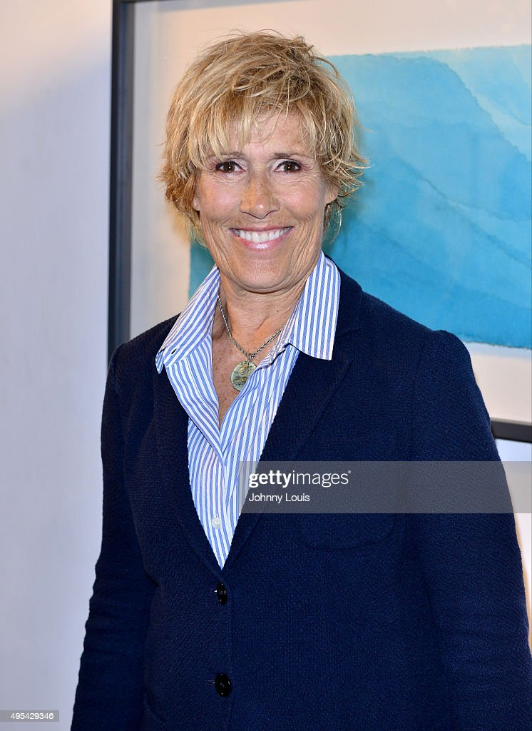 Diana Nyad discusses and signs copies of her book 'Find A Way' at Miami Dade College Wolfson Auditorium Presented in collaboration with The Center...