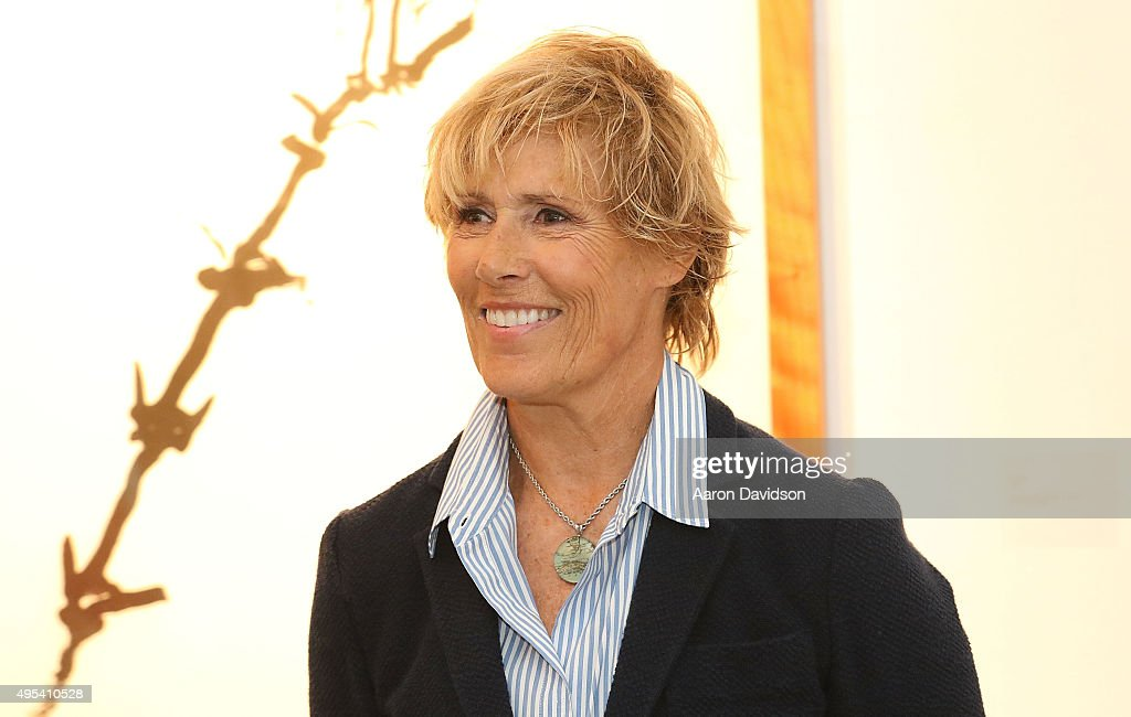 Diana Nyad signs copies of her book 'Find A Way' at Miami Dade College on November 2 2015 in Miami Florida