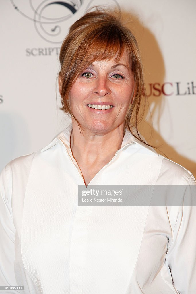 Diana Ossana attends The USC Libaries Twenty-Fifth Anuual Scripter Awards at USC Campus, Doheney Library on February 9, 2013 in Los Angeles, California.