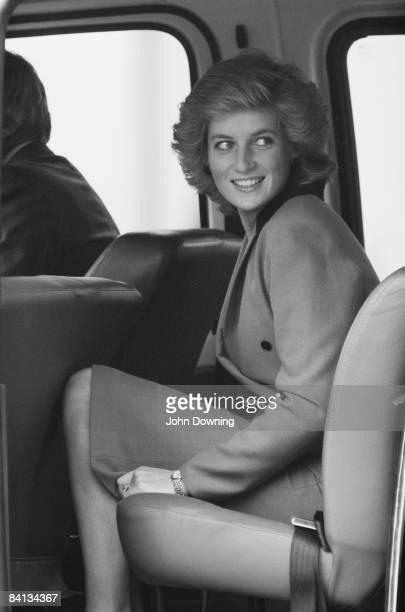Diana Princess of Wales 23rd September 1987