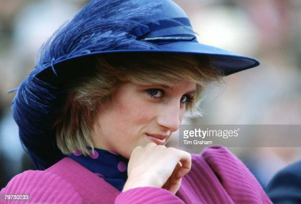 Diana Princess of Wales celebrates her birthday in Canada