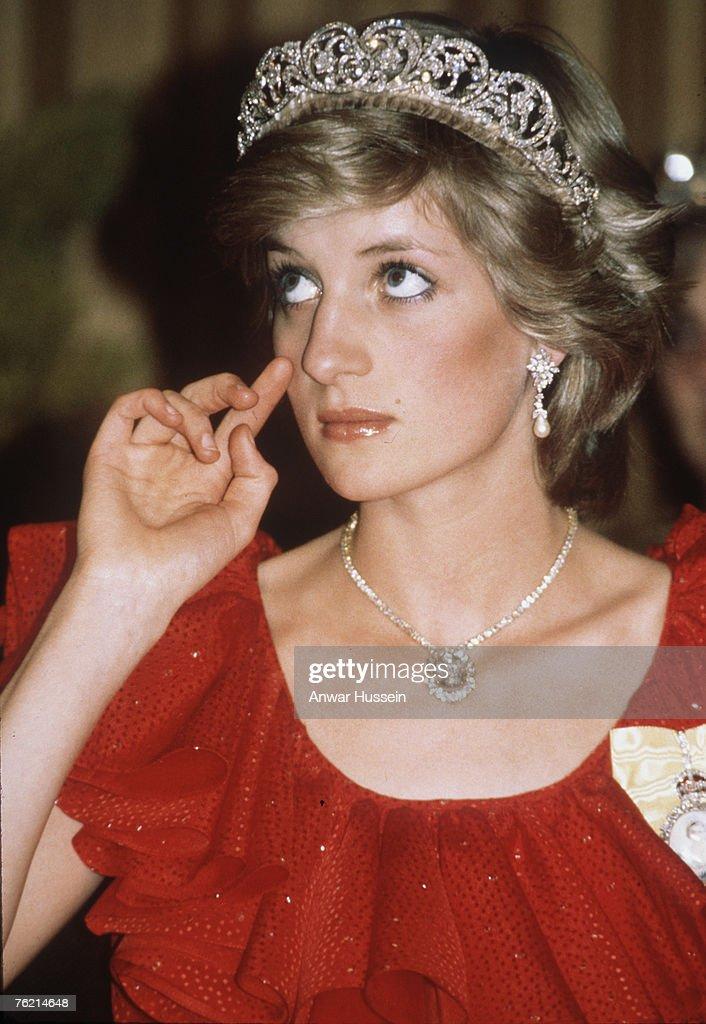 Princess Diana Retrospective Getty Images