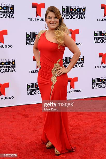 Diana Reyes attends the 2013 Billboard Mexican Music Awards held at the Dolby Theatre on October 9 2013 in Hollywood California