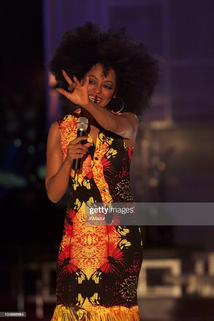 Divas 2000 tribute to diana ross getty images for Diva 2000