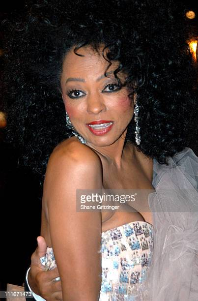 Diana Ross during Jazz At Lincoln Center's Annual Fall Gala at Lincoln Center in New York City New York United States