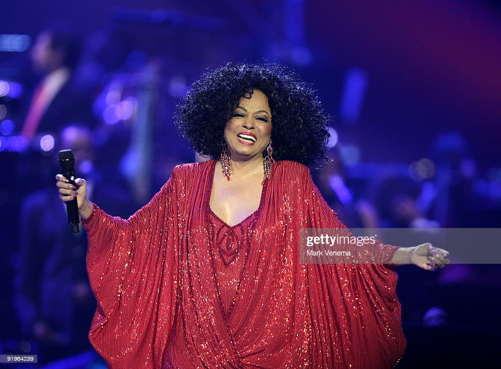 Symphonica In Rosso In Concert With Diana Ross