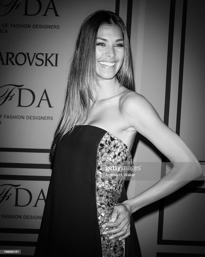 Diana Sanchez attends the 2013 CFDA Fashion Awards on June 3, 2013 in New York City.