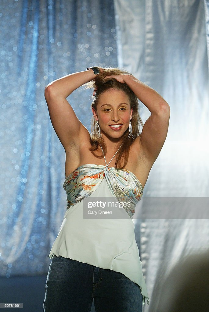 <a gi-track='captionPersonalityLinkClicked' href=/galleries/search?phrase=Diana+Taurasi&family=editorial&specificpeople=202558 ng-click='$event.stopPropagation()'>Diana Taurasi</a> #3 of the Phoenix Mercury poses for a portrait as part of the WNBA 'This Is Who I Am' campaign on April 22, 2004 in Chicago, Illinois.