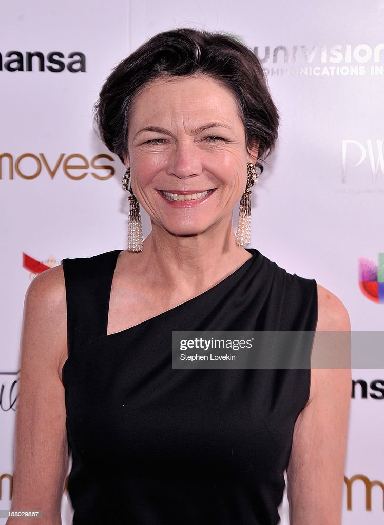Diana Taylor attends the PowerWomen 2013 awards on November 14, 2013 in New York City.