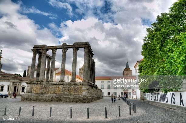 Diana Temple of Évora - Portugal