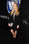 Diana Vickers at Warner Belvedere Post BRIT Awards party at The Savoy Hotel on February 19 2014 in London England