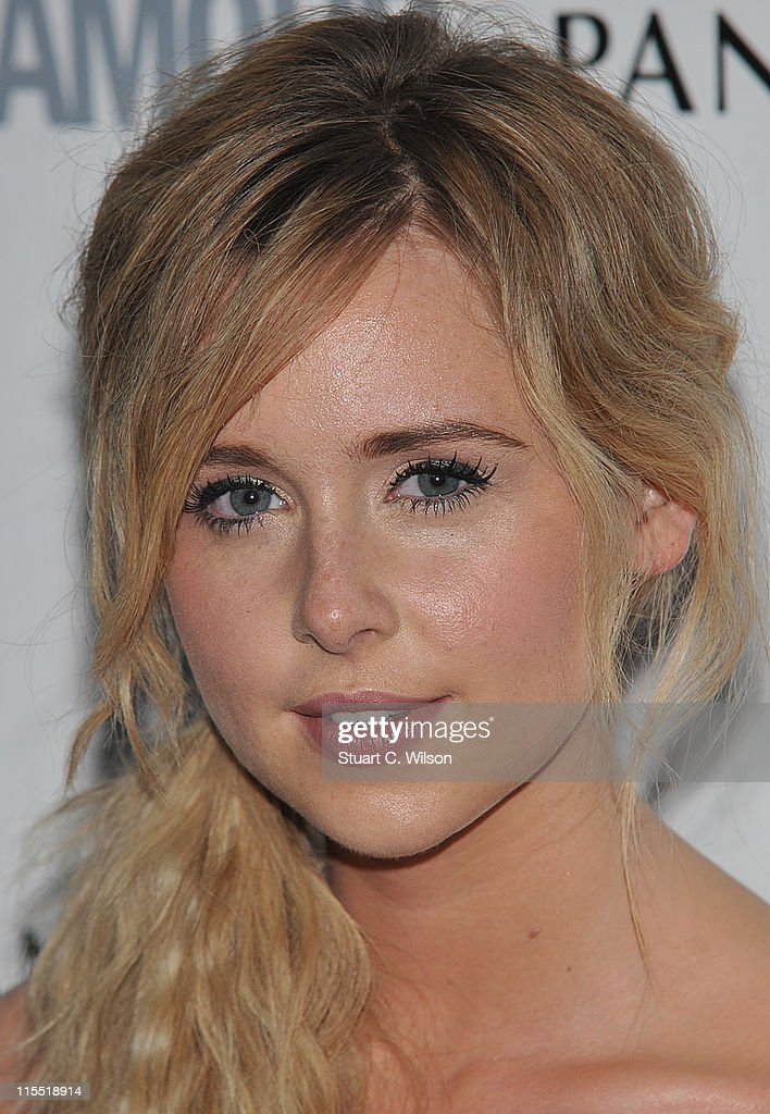 Diana Vickers attends Glamour Women Of The Year Awards at Berkeley Square Gardens on June 7, 2011 in London, England.