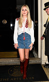Diana Vickers attends Juicy Couture 'I Am Juicy' Fragrance Launch Party at The Arts Club in Mayfair on July 15 2015 in London England