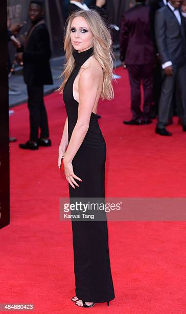 Diana Vickers attends the Laurence Olivier Awards held at The Royal Opera House on April 13 2014 in London England