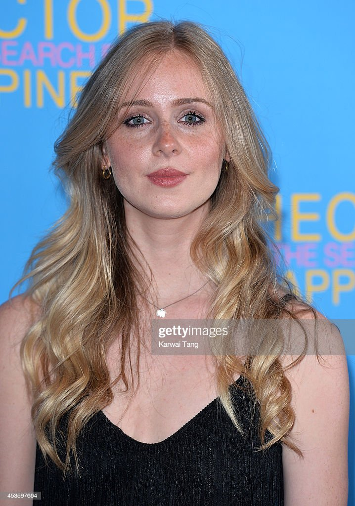 <a gi-track='captionPersonalityLinkClicked' href=/galleries/search?phrase=Diana+Vickers&family=editorial&specificpeople=5583865 ng-click='$event.stopPropagation()'>Diana Vickers</a> attends the UK Premiere of 'Hector And The Search For Happiness' at Empire Leicester Square on August 13, 2014 in London, England.