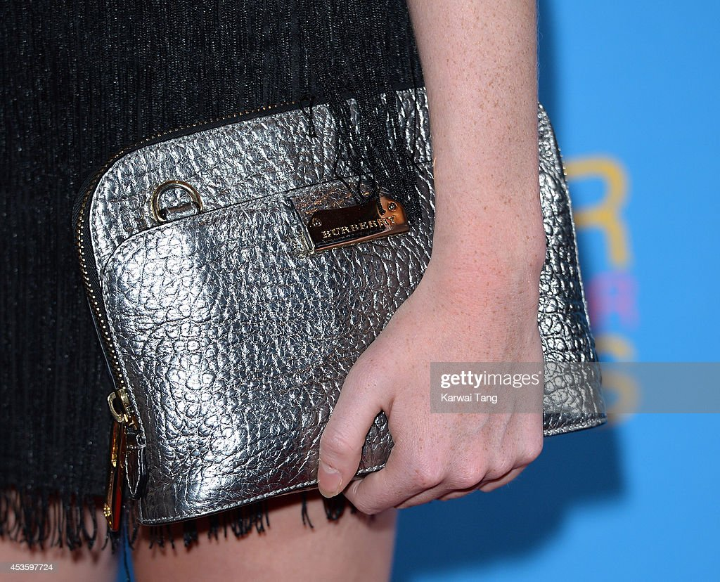 <a gi-track='captionPersonalityLinkClicked' href=/galleries/search?phrase=Diana+Vickers&family=editorial&specificpeople=5583865 ng-click='$event.stopPropagation()'>Diana Vickers</a> (Bag detail) attends the UK Premiere of 'Hector And The Search For Happiness' at Empire Leicester Square on August 13, 2014 in London, England.