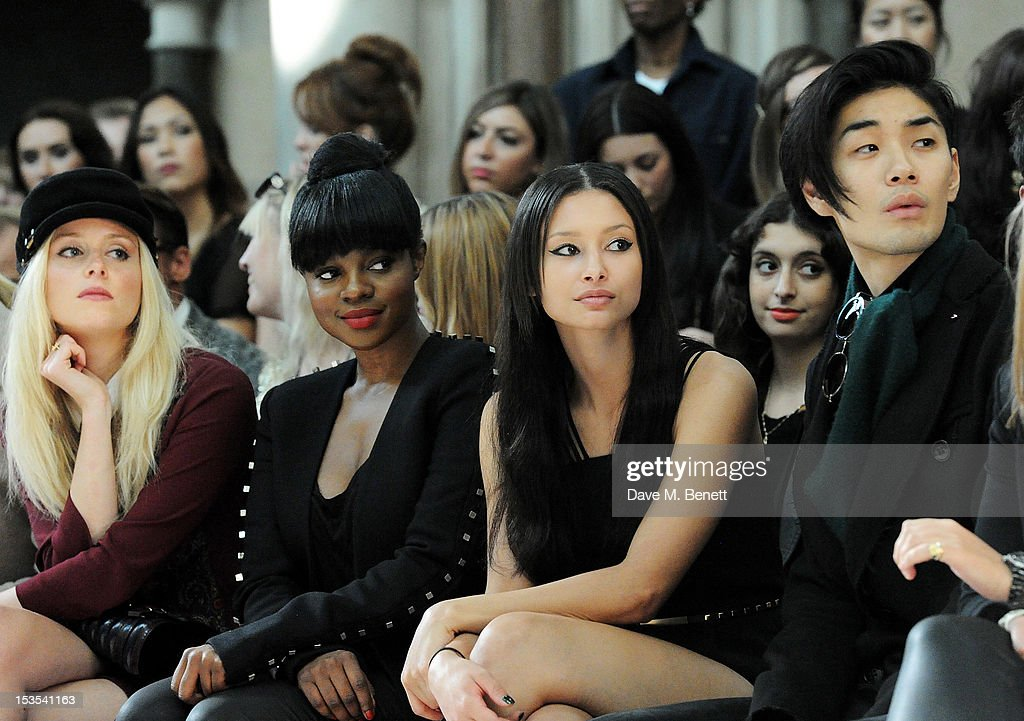 The LOOK Show In Association With Smashbox Cosmetics - Arrivals and Front Row