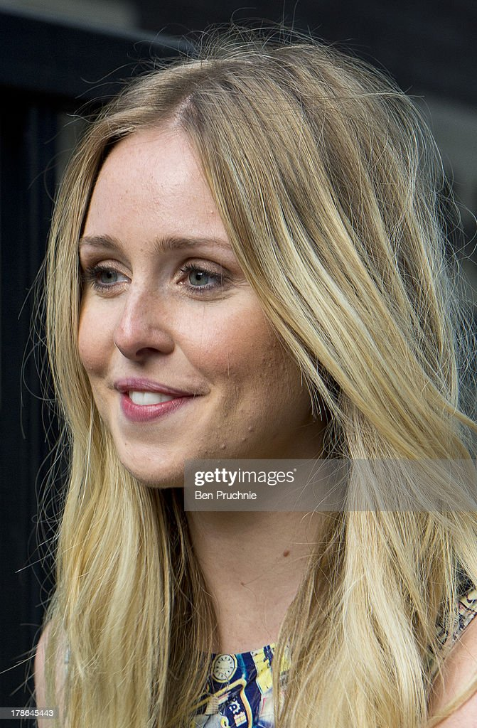 <a gi-track='captionPersonalityLinkClicked' href=/galleries/search?phrase=Diana+Vickers&family=editorial&specificpeople=5583865 ng-click='$event.stopPropagation()'>Diana Vickers</a> sighted at ITV studios on August 30, 2013 in London, England.