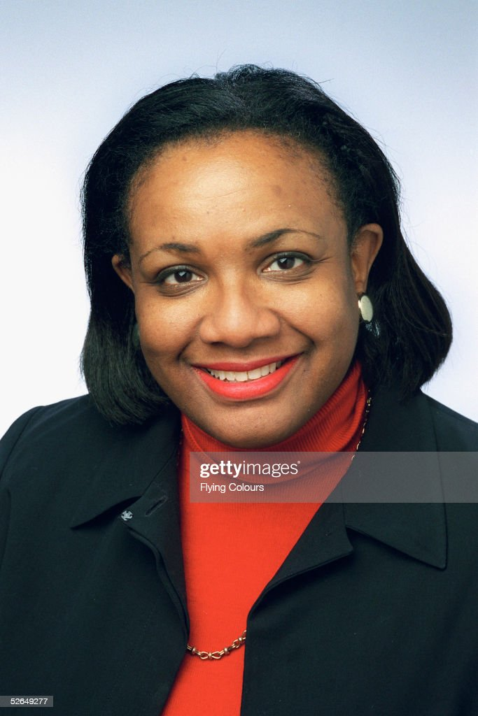 Diane Abbott, MP Labour Hackney North and Stoke Newington.