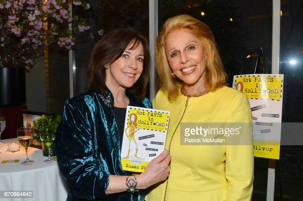 Diane Dimond and Susan Silver attend Susan Silver's Memoir Signing Celebration at Michael's on April 20 2017 in New York City