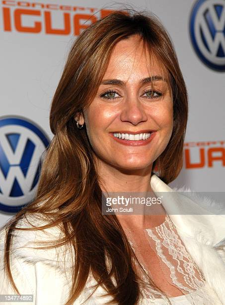 Diane Farr during Volkswagen Presents The US Premiere of CONCEPT TIGUAN Red Carpet at Raleigh Studios in Los Angeles California United States
