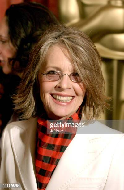 Diane Keaton during The 76th Annual Academy Awards Nominees Luncheon at Beverly Hilton Hotel in Beverly Hills California United States