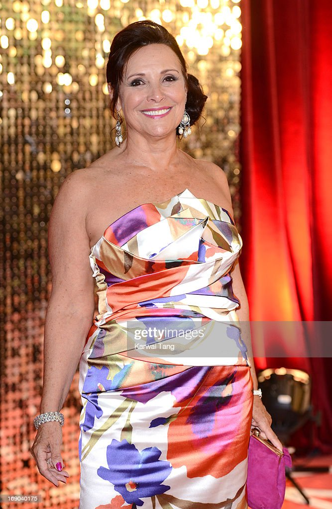Diane Keen attends the British Soap Awards at Media City on May 18, 2013 in Manchester, England.