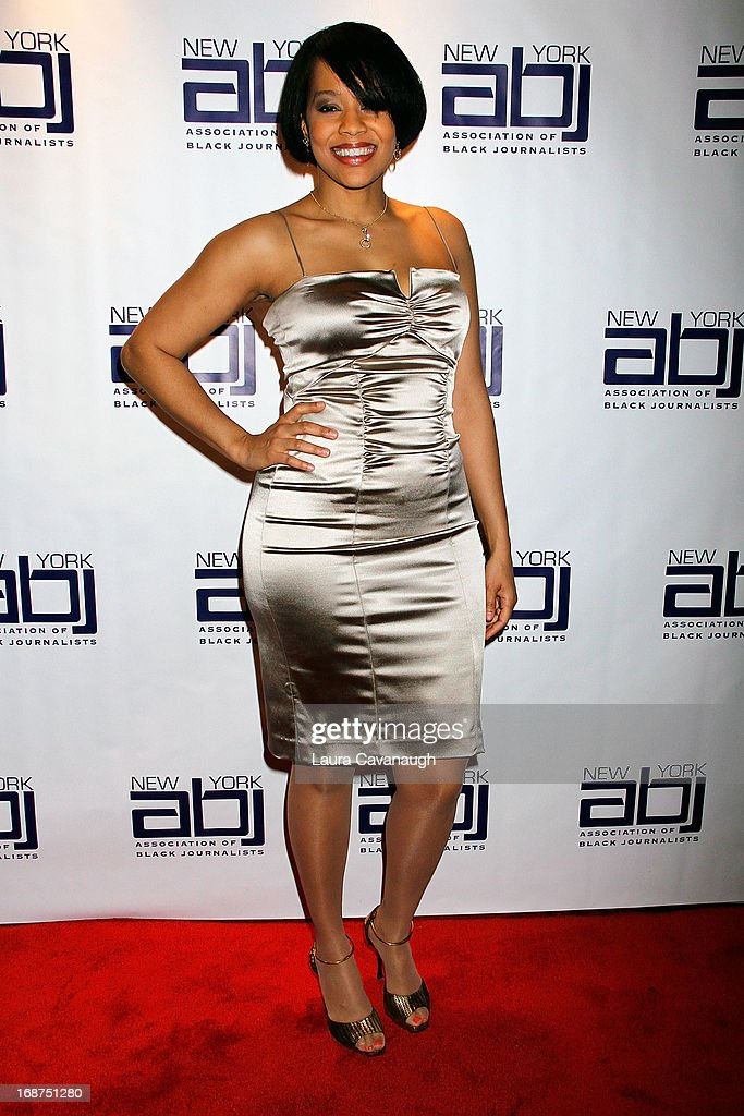 Diane King attends the 2013 New York Association Of Black Journalists Gala at the Time-Life Building on May 14, 2013 in New York City.
