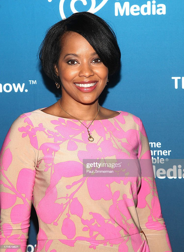 Diane King attends Time Warner Cable Media's 'View From The Top' Upfront at Jazz at Lincoln Center on June 27, 2013 in New York City.