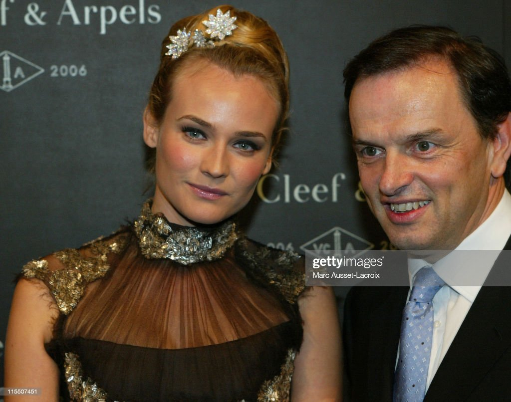 "Van Cleef and Arpels "" A Day in Paris"" Party - October 21, 2006"