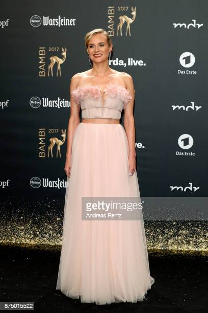 Diane Kruger arrives at the Bambi Awards 2017 at Stage Theater on November 16 2017 in Berlin Germany