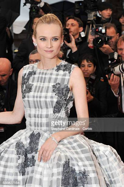 Diane Kruger at the Closing Ceremony and the premiere for 'Therese Desqueyroux' during the 65th Cannes International Film Festival