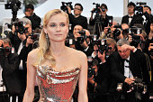 Diane Kruger at the premiere for 'Amour' during the 65th Cannes International Film Festival