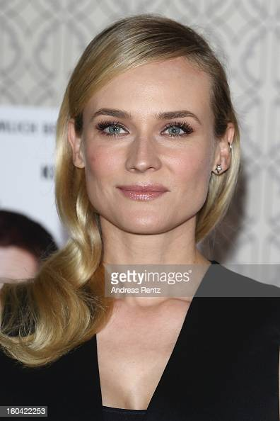Diane Kruger attends a photocall to promote the film 'Der Naechste Bitte' at Hotel de Rome on January 31 2013 in Berlin Germany