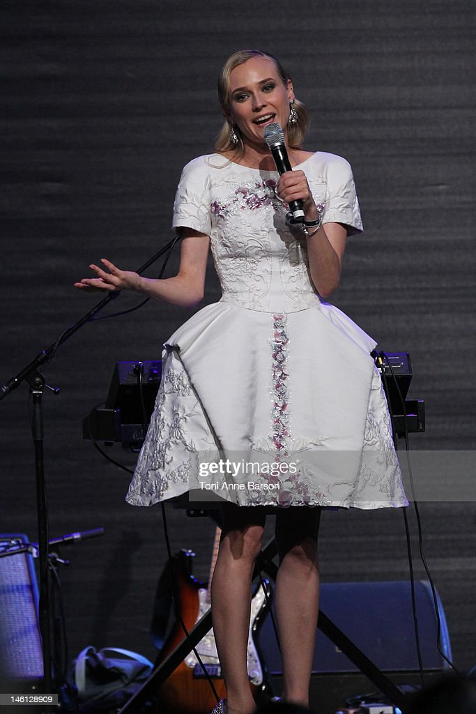 <a gi-track='captionPersonalityLinkClicked' href=/galleries/search?phrase=Diane+Kruger&family=editorial&specificpeople=202640 ng-click='$event.stopPropagation()'>Diane Kruger</a> attends amfAR's Cinema Against AIDS auction at Hotel Du Cap on May 24, 2012 in Antibes, France.