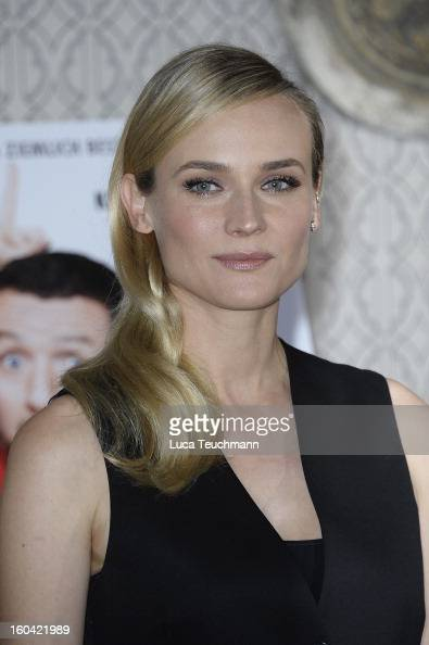 Diane Kruger attends 'Der Naechste Bitte' Germany photocall at the Hotel de Rome on January 31 2013 in Berlin Germany
