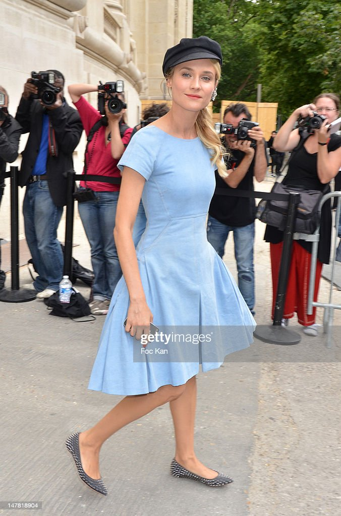 <a gi-track='captionPersonalityLinkClicked' href=/galleries/search?phrase=Diane+Kruger&family=editorial&specificpeople=202640 ng-click='$event.stopPropagation()'>Diane Kruger</a> attends the Chanel show during Paris Fashion Week Haute Couture F/W 2012/13 at Le Grand Palais on July 3, 2012 in Paris, France.
