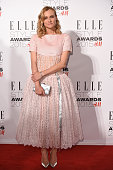 Diane Kruger attends the Elle Style Awards 2015 at Sky Garden @ The Walkie Talkie Tower on February 24 2015 in London UK