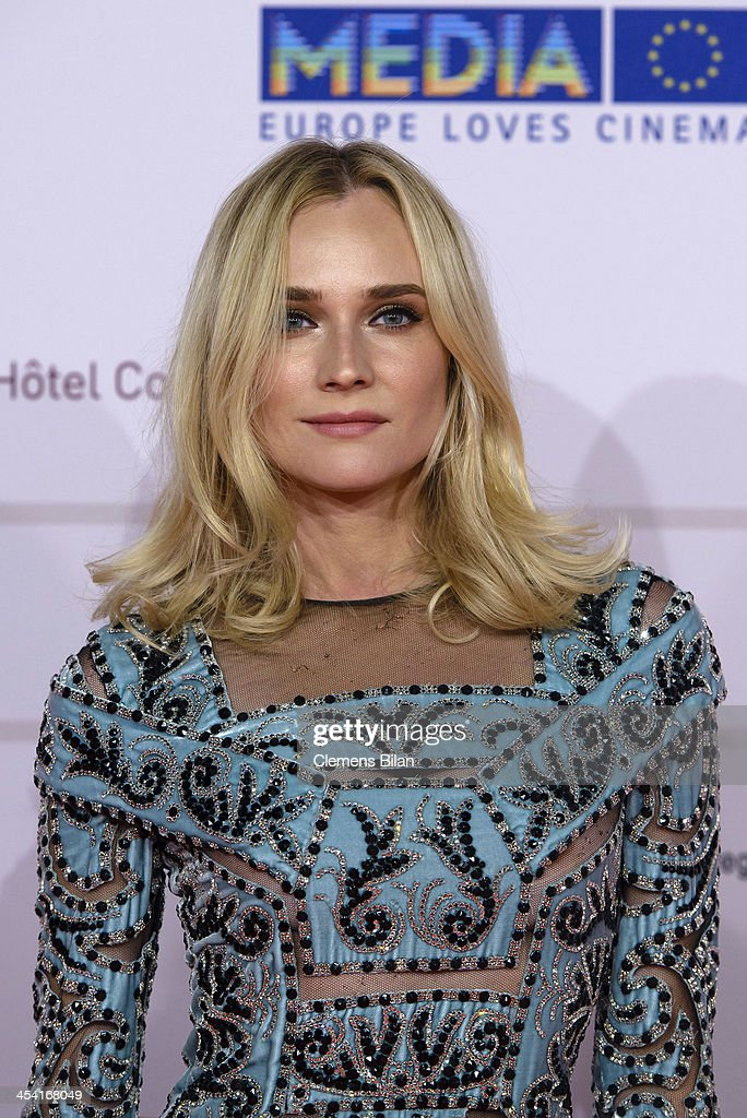 Diane Kruger attends the European Film Awards 2013 on December 7, 2013 in Berlin, Germany.
