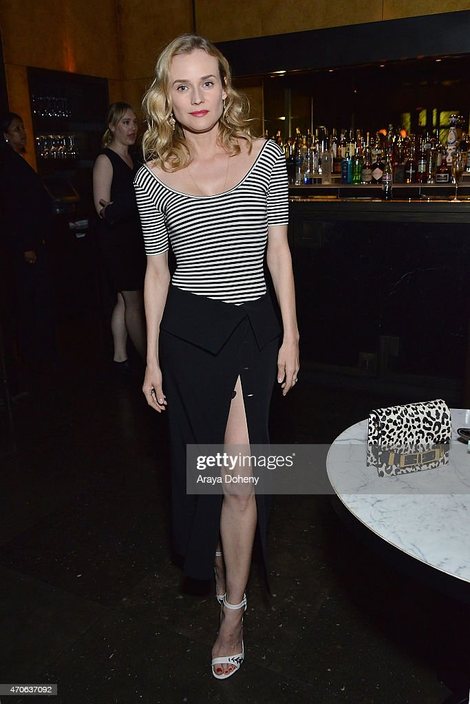 Diane Kruger attends the Flaunt Magazine honors Norman Reedus and celebrates location issue with Cult Of Individuality event at Hakkasan Beverly...