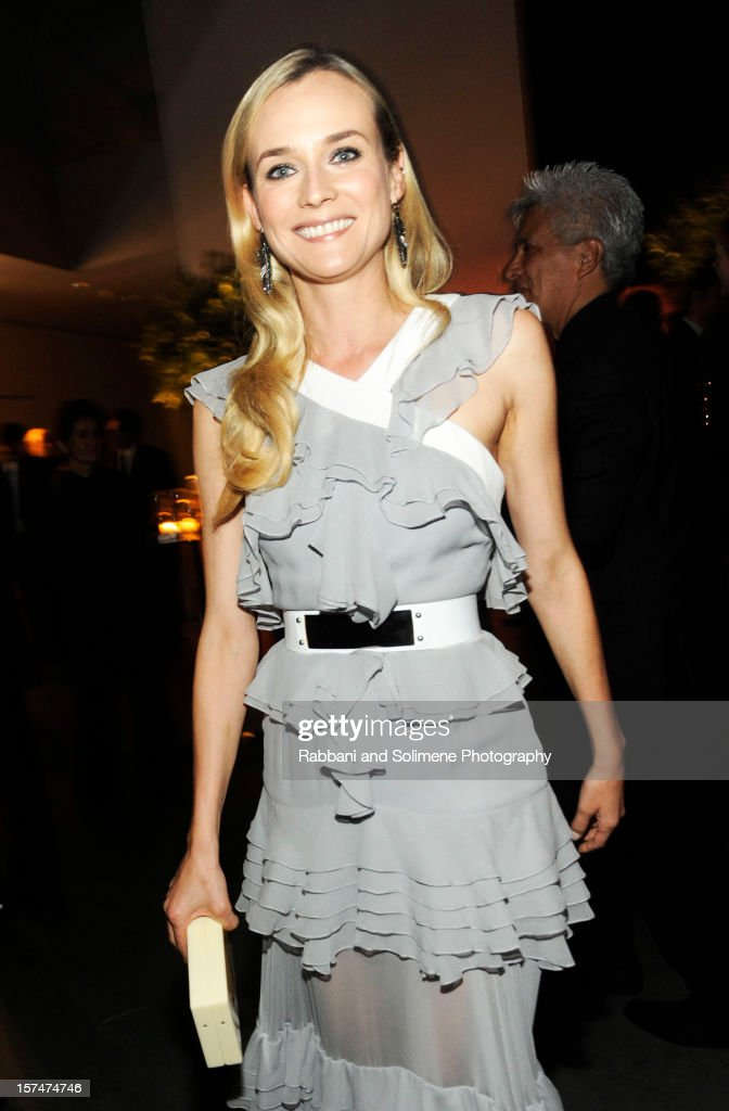 <a gi-track='captionPersonalityLinkClicked' href=/galleries/search?phrase=Diane+Kruger&family=editorial&specificpeople=202640 ng-click='$event.stopPropagation()'>Diane Kruger</a> attends The Museum of Modern Art 5th annual Film Benefit honoring Quentin Tarantino at MOMA on December 3, 2012 in New York City.