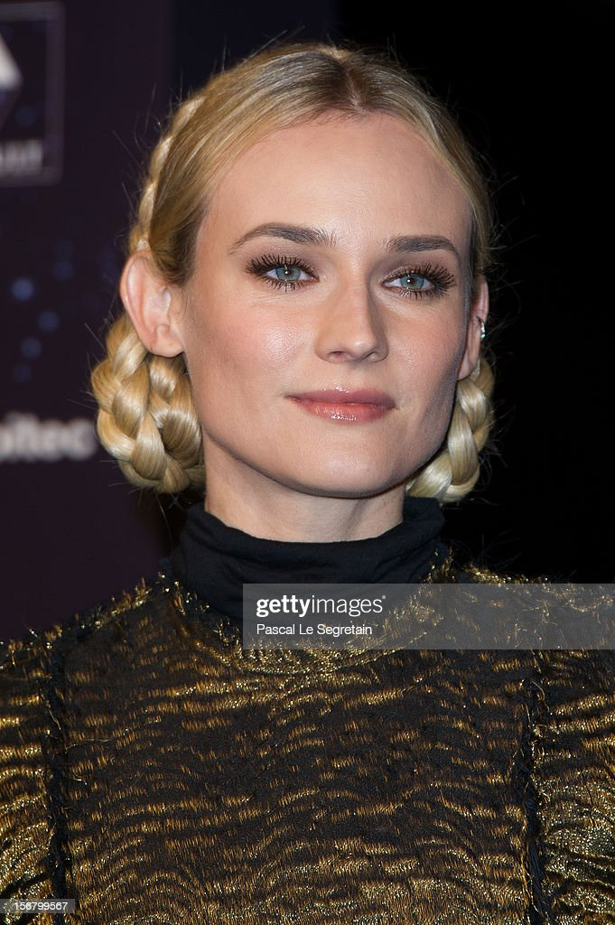 <a gi-track='captionPersonalityLinkClicked' href=/galleries/search?phrase=Diane+Kruger&family=editorial&specificpeople=202640 ng-click='$event.stopPropagation()'>Diane Kruger</a> attends the switching on of the Christmas lights along the Champs Elysees on November 21, 2012 in Paris, France.