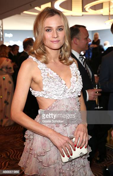Diane Kruger during the PEOPLE Magazine Germany launch party at Waldorf Astoria on March 17 2015 in Berlin Germany