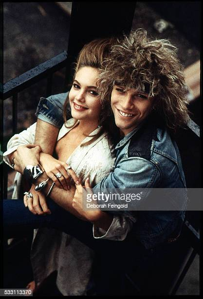 Diane Lane and Jon Bon Jovi