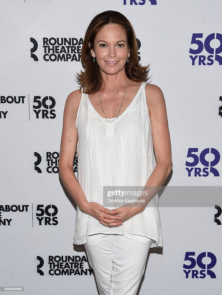 Diane Lane attends 'The Cherry Orchard' Cast Photo Call on August 16 2016 in New York City