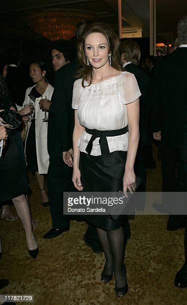 Diane Lane during Saks Fifth Avenue's Unforgettable Evening Benefitting EIF's Women's Cancer Research Fund at Regent Beverly Wilshire Hotel in...